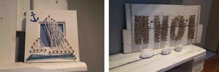 Palettenmöbel für den Flur | Deko