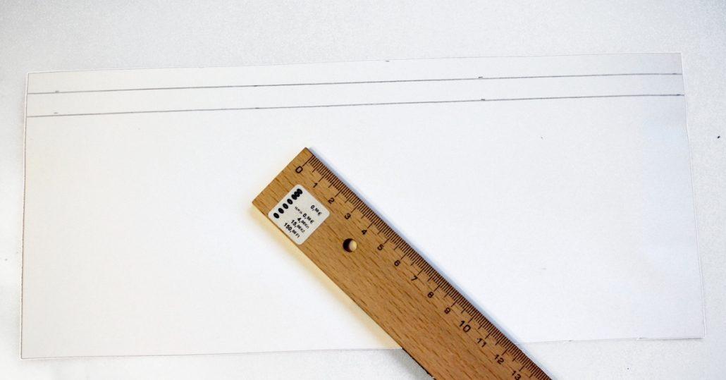 Sicheres Katzenhalsband aus Papier einfach selbst gemacht