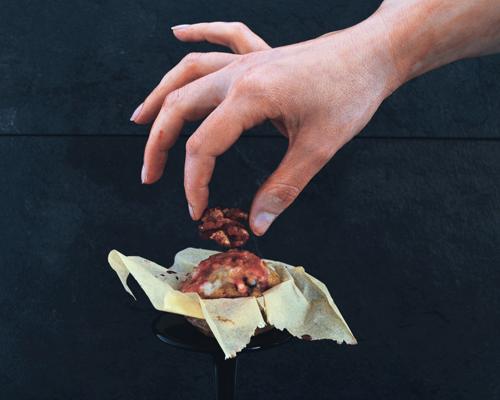 rezept f r muffins mit k rbis und waln ssen backidee zu halloween. Black Bedroom Furniture Sets. Home Design Ideas