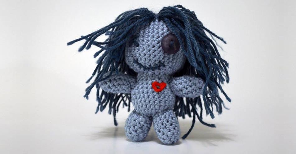 Voodoo Puppe – Gruseliger Kuschelfreund