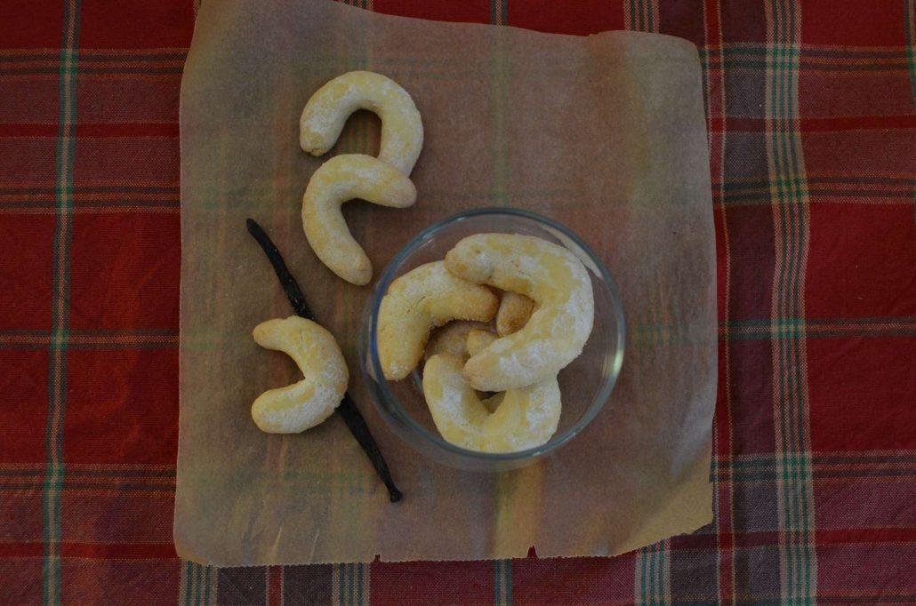 Vanillekipferl und Zimtmürbchen