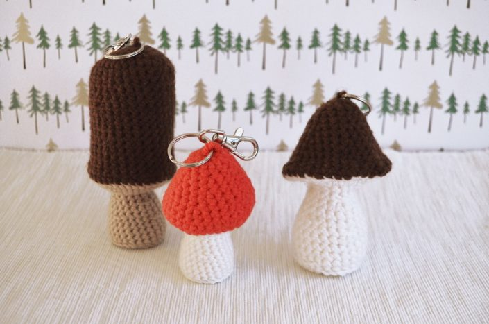 Pilze als Glücksbringer oder für Waldliebhaber