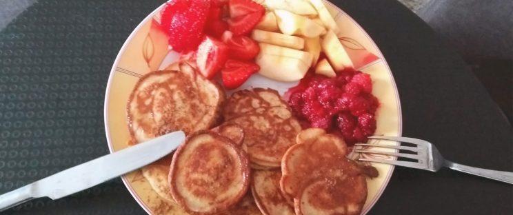 Proteinpfannkuchen